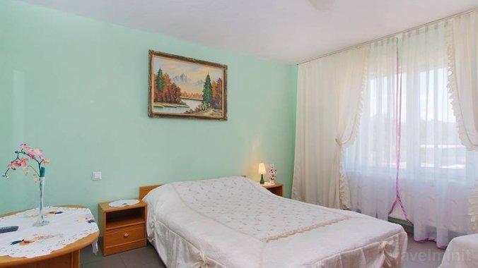 Evrica Motel Costești
