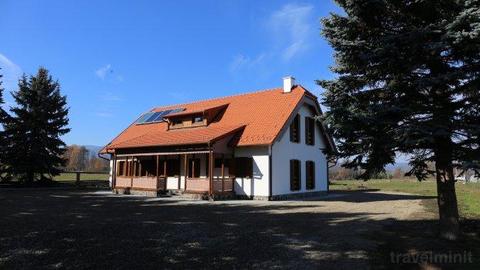 Pension Ezüstfenyő Agrotourism Borzont