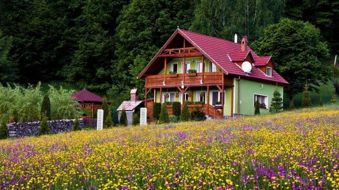Sólyomkő Guesthouse Bixad