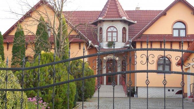 Hegyi Guesthouse Szilvásvárad