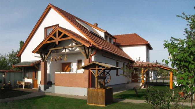 Ádám and Éva Guesthouse Ebes