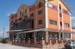 Hotel Halmășd, Transit Hotel