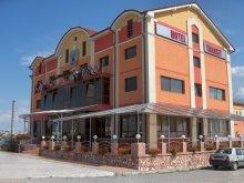 Hotel Mermești, Hotel Transit