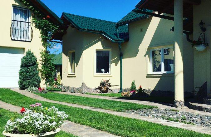 Moldovan Guesthouse Ocna Șugatag