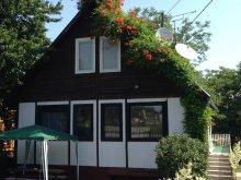 Cazare Lacul Balaton, Casa de vacanță Napsugár