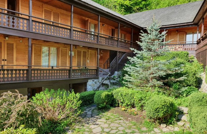 Casa Tisaru Guesthouse Lepșa