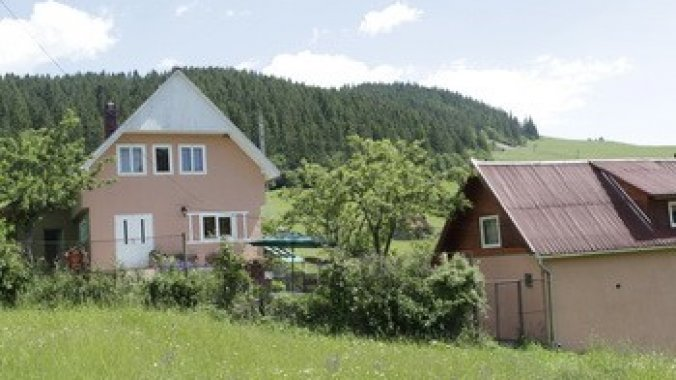 Sándor Guesthouse Izvoru Mureșului