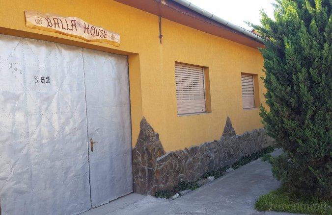House Balla Tărcaia