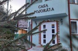 Kulcsosház Pojorâta, Pojorata Panzió