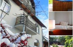 Apartament Pârtie de schi Vărșag, Pensiunea Küküllő