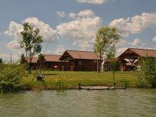 Csomagajánlat Répcevis, Berek Horgászpark