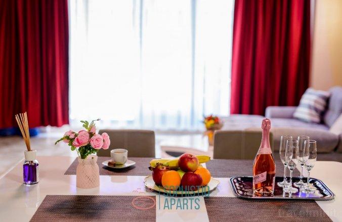 Sophistiq Aparts Apartman Mamaia