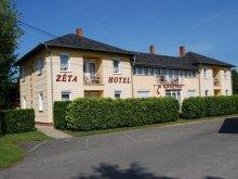 Hotel Zala megye, Hotel Zéta