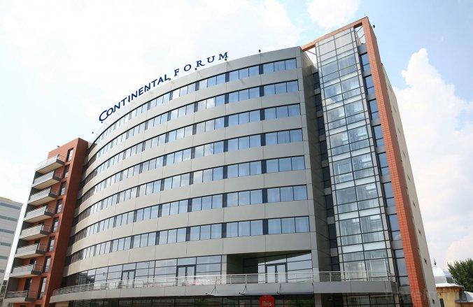 Hotel Continental Forum Bucharest