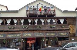 Hotel near Marghita Bath, Hotel Marissa