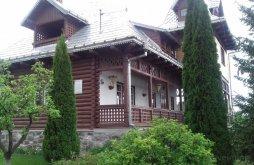 Villa Borszék Fürdő közelében, Mureșan Villa