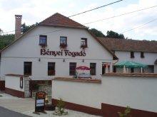 Pachet Mád, Pensiune și Restaurant Bényei