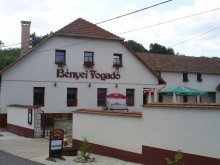 Pensiune Mád, Pensiune și Restaurant Bényei