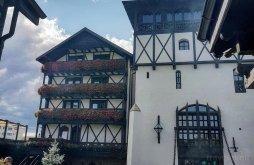 Hotel Bacău, Hotel Podu cu Lanturi