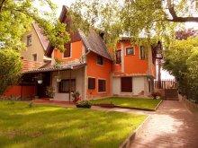 Casă de vacanță Kisláng, Casa de vacanță Keszeg Sor