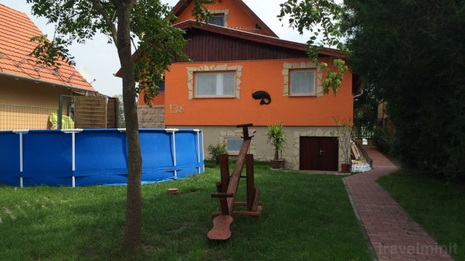 Casa de oaspeți Komp Szigetbecse