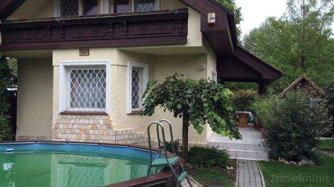Casa de vacanță Ági Szigetbecse
