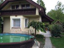 Casă de vacanță Zagyvaszántó, Casa de vacanță Ági