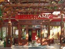 Pachet Băile Mădăraș, Hotel Ami