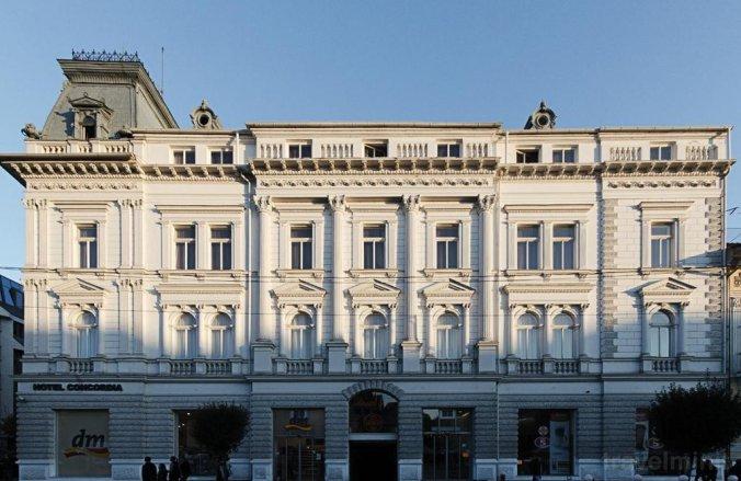 Concordia Hotel Marosvásárhely