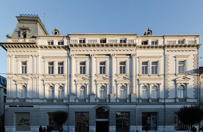 Hotel Concordia Târgu Mureș