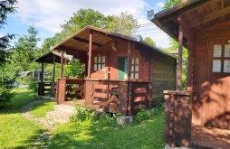 Kemping Alsóbudak (Buduș), Kemping Gyopár - Bungaló és sátorhely