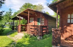 Kemping Nagykerék (Bogatu Român), Kemping Gyopár - Bungaló és sátorhely