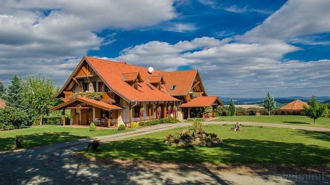 Hanga Guesthouse Parád