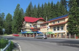 Motel Sărata Monteoru Gyógyürdő közelében, Cotul Donului Fogadó