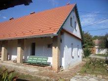 Cabană Balatonmáriafürdő, Cabana Kiskakas