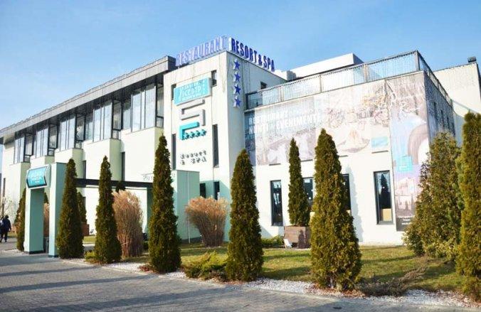 SPA Ice Resort Győröd