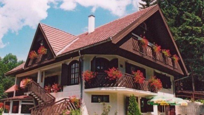 Muskátli Guesthouse Borsec