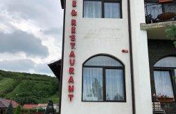 Cazare aproape de Biserica Rupestră Aluniș, Pensiune agroturistică Ferma Rușilor