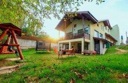 Villa Râmnicu Vâlcea, Tisa Villa