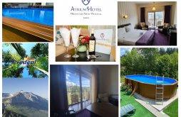 Accommodation near Tamina Waterfall, Atrium Hotel Mountain View
