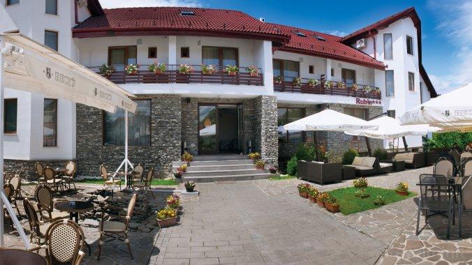 Rubin Guesthouse Sibiu