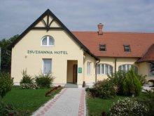 Cazare Hédervár, Hotel Zsuzsanna