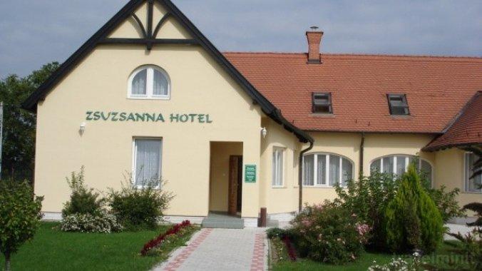 Hotel Zsuzsanna Szeleste