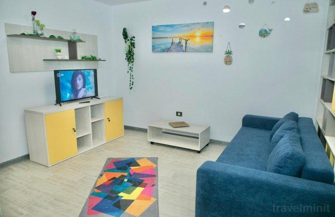 Andra Alezzi Beach Resort Apartmanok Năvodari