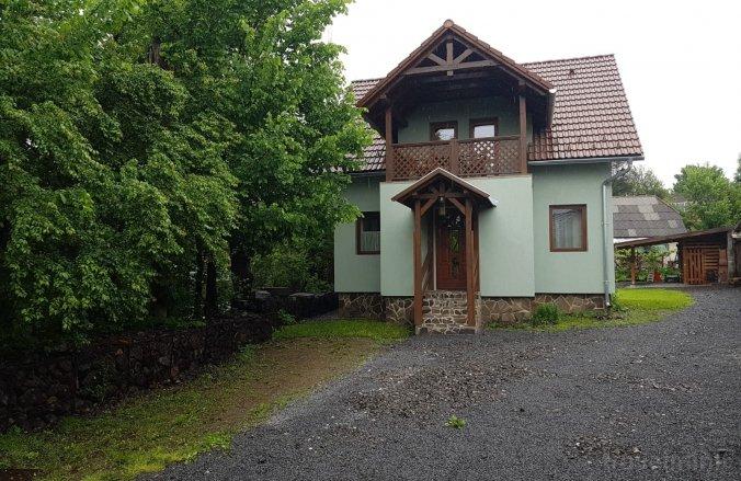 Casa de oaspeţi Csomor Praid