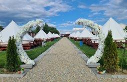 Kemping Craiova Nemzetközi Repülőtér közelében, Lebada Glamping