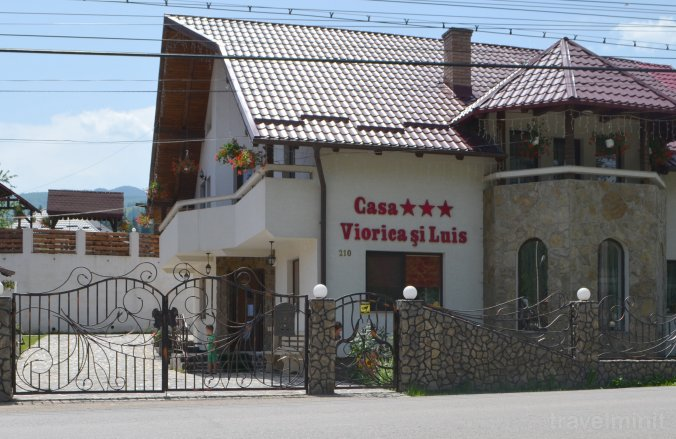Viorica and Luis Vacation Home Pojorâta