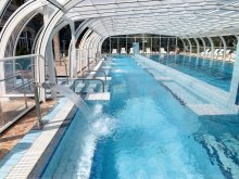 Pachet Csapi, Hotel Aquamarin