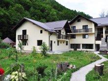Apartament Roșoveni, Pensiunea Ciobanelu