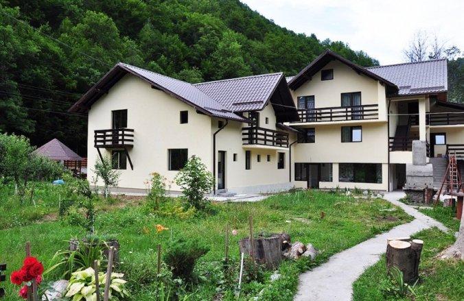 Ciobanelu Guesthouse Ciungetu